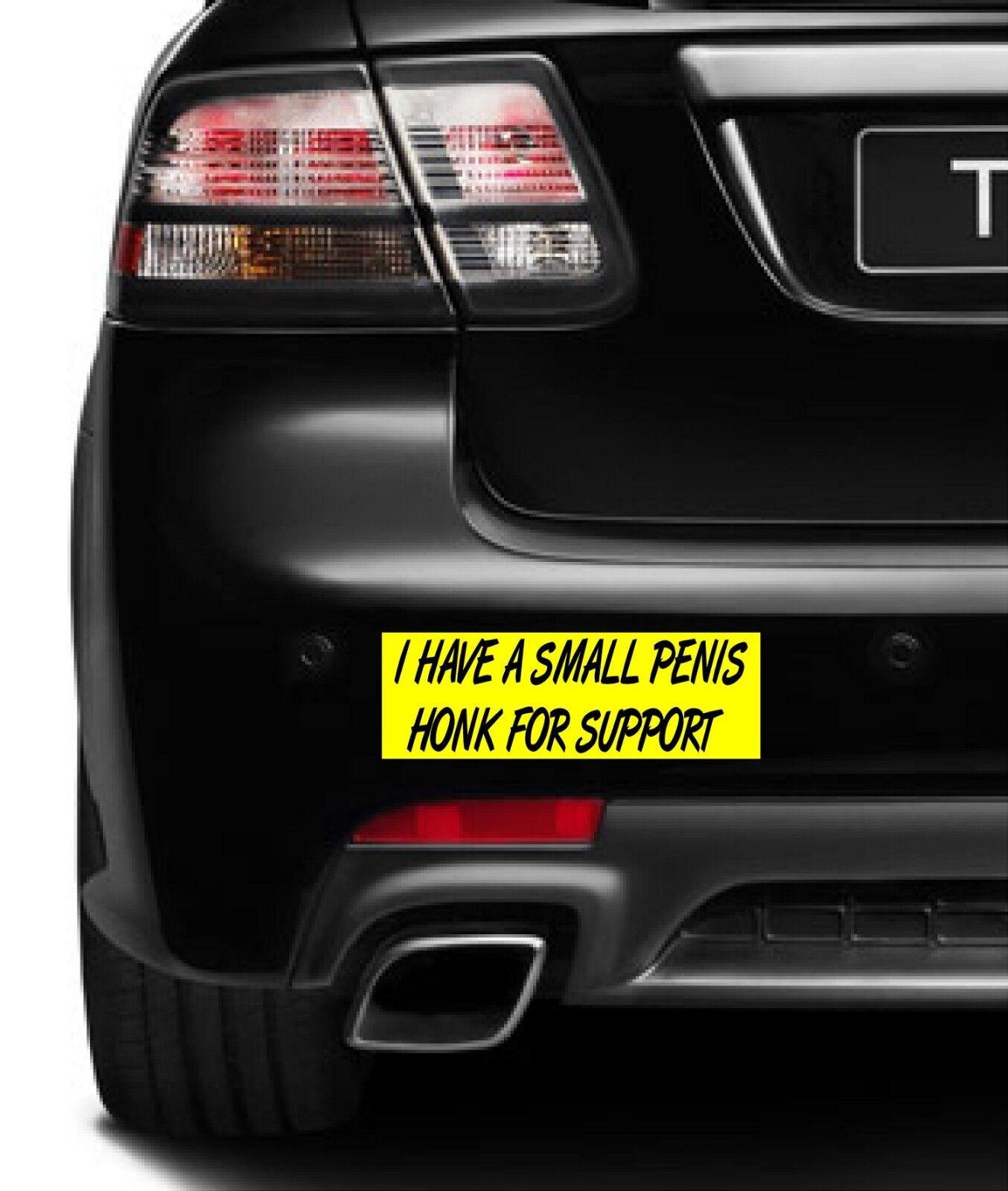 Follow ME to The Gay BAR Prank Funny Gag Joke Bumper Sticker Magnet 3x7