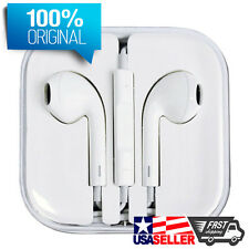 OEM Original Apple EarPod Earphone Headset Remote & Mic for iPhone 4 4S 5 5S 6