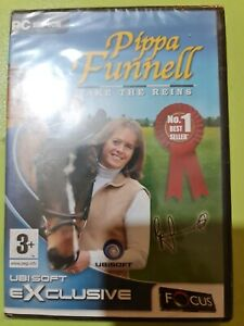 73586-Pippa Funnell tomar las riendas [Nuevo/Sellado] - PC (2006) Windows XP ESS71