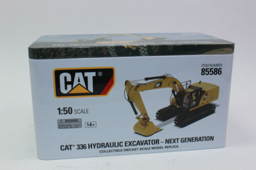 Diecast Masters 85586 Cat Caterpillar 336 Next Generation 1:50 NEU in OVP