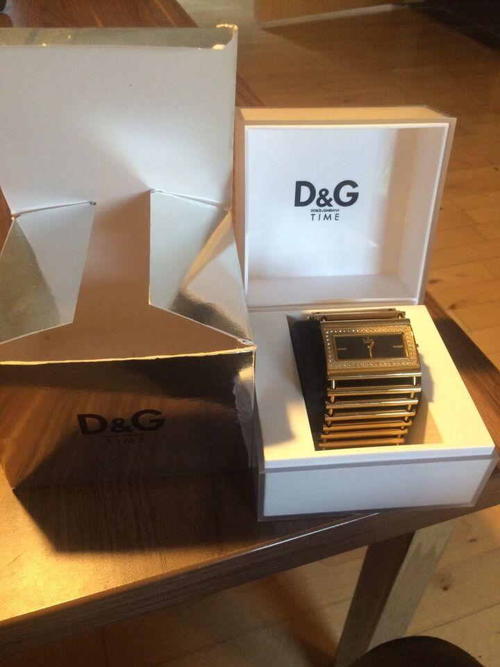 Dameur, D&G