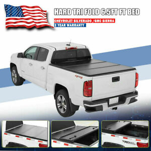 2013 Chevy Silverado 1500 EXT Double Cab 6.5ft Std Bed Waterproof Truck Cover