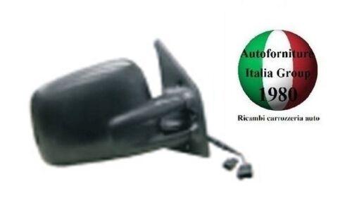 REAR-VIEW MIRROR R EL TERM BLACK VOLKSWAGEN TRANSPORTER T4 96/>03