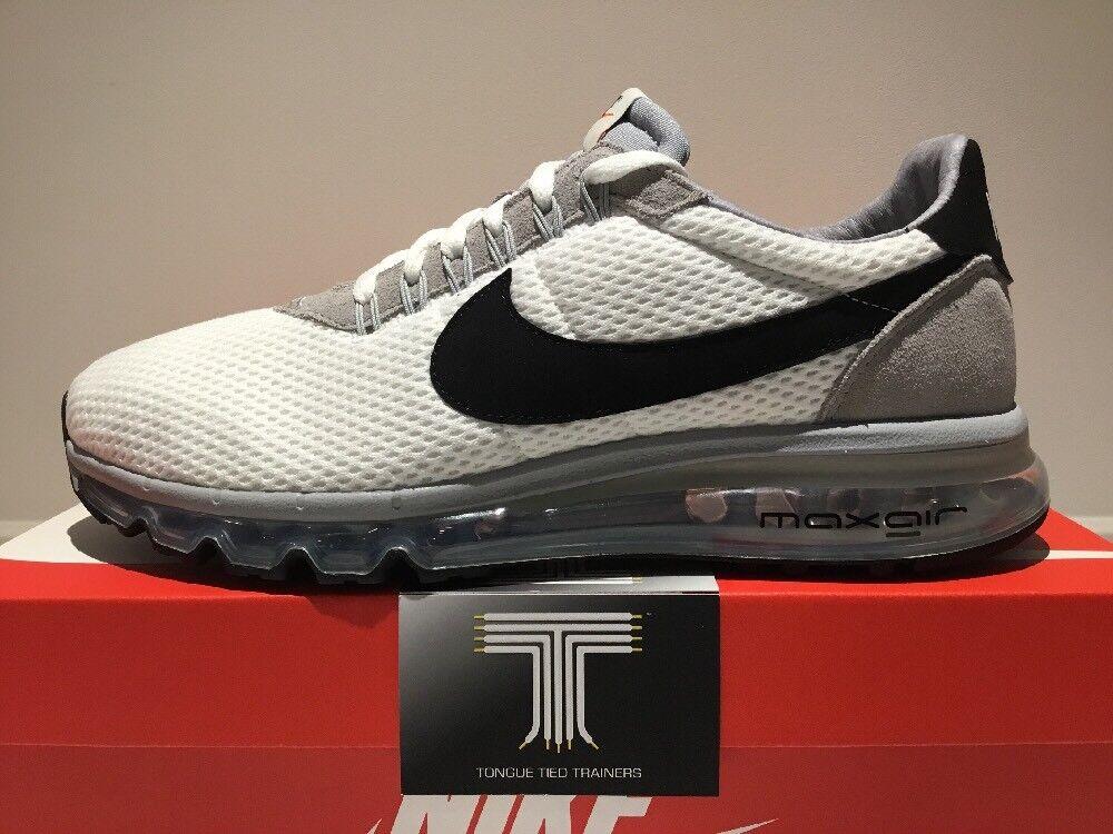 Nike Air Max LD Zero  848624 101  Uk Größe 9
