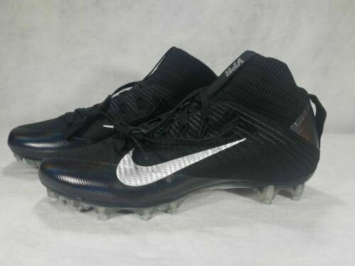 info for 93422 08e0d Nike Vapor Untouchable 2 Football Cleats Sz 11.5 100 Authentic Black 824470  002 for sale online | eBay