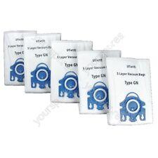 20 Miele Gn Compatible Aspiradora Microfibra de bolsas de polvo & 8 Filtros