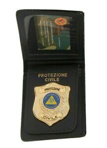 Portafoglio-con-Placca-Estraibile-Protezione-Civile-Volontariato-in-pelle