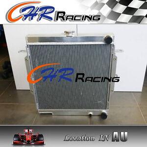Aluminum-Radiator-for-Toyota-Landcruiser-75-Series-2H-Diesel-HJ75-Land-Cruiser