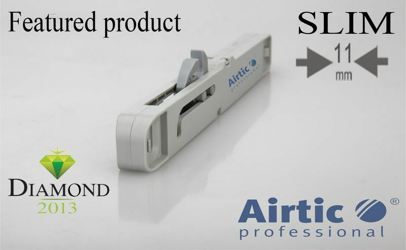 AirticBox ® Soft close for roll-out wooden drawers and Metalbox