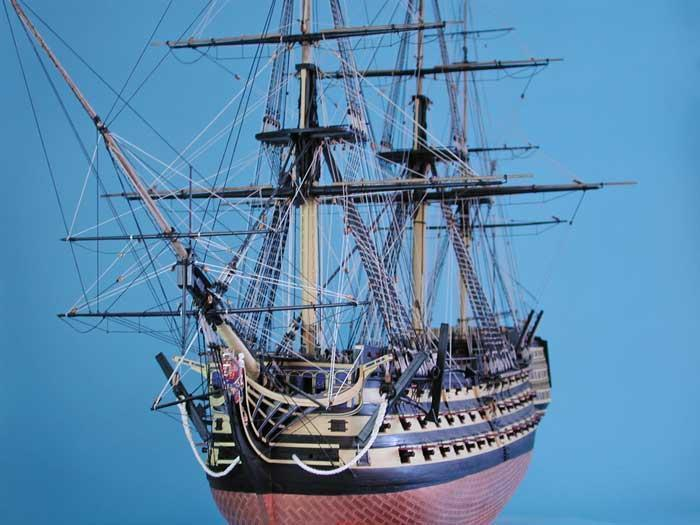 Exquisite, Detailed Wooden Model Ship Kit by Caldercraft  the  HMS Victory