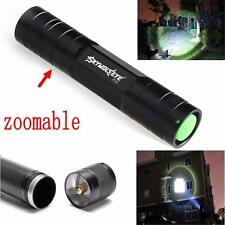 Mini Zoomable Flashlight 3500LM 3 Modes CREE XML T6 LED 18650 Torch Lamp Light