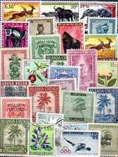 Ruanda-Urundi 50 timbres différents