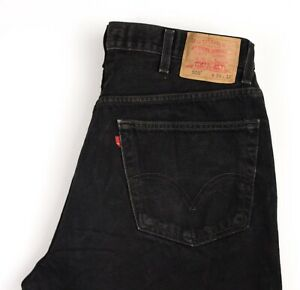 Levi-039-s-Strauss-amp-Co-Hommes-505-Coupe-Standard-Jeans-Jambe-Droite-Taille-W38-L30
