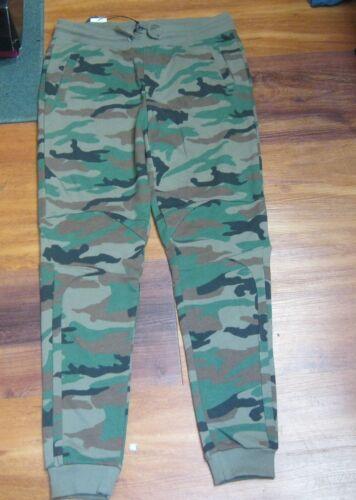 M da Jp7743fbrk Fbrk 191658023777 Wood jogging Pantaloni New Camo Taglia w8xvppR