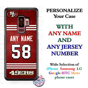 SAN-FRANCISCO-49ers-NFL-FOOTBALL-PHONE-CASE-COVER-FOR-iPHONE-SAMSUNG-NAME-amp