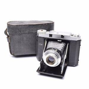 Dacora Folding Camera with Vario Shutter Subita 75mm f/5.6 ...