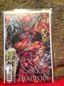 X-MEN-ORIGINS-DEADPOOL-1-FIRST-PRINT-ONE-SHOT-EDITION-MARVEL-COMICS