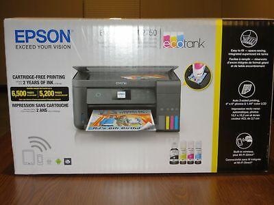 Epson Expression ET-2750 EcoTank Wireless Color All-in-One Supertank  Printer | eBay