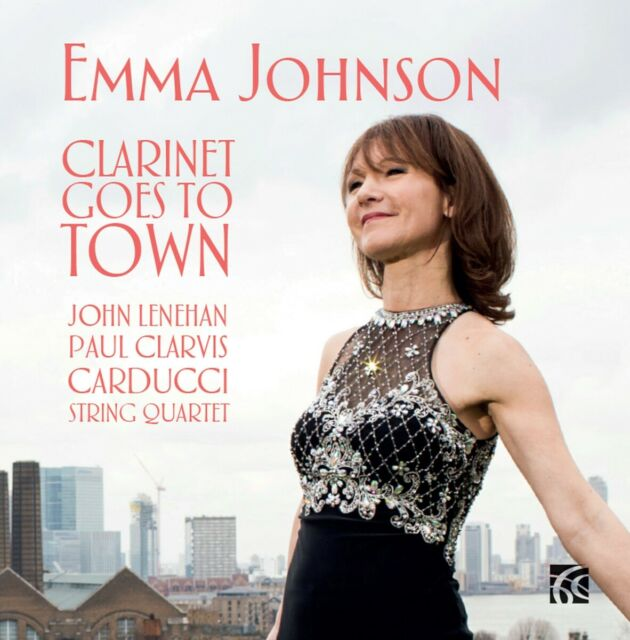 Emma Johnson - Clarinet Goes to Town