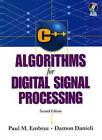 C++ Algorithms for Digital Signal Processing by Damon Danieli, Paul M. Embree (Hardback, 1998)