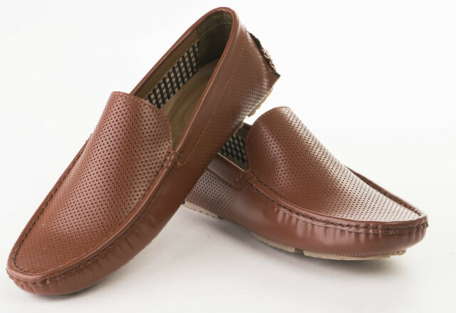 Sooper Dot Tan Loafer  -BRM