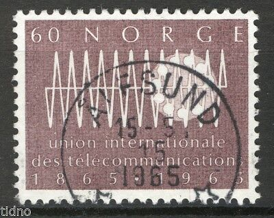 Nk 560 Son Ålesund 15-5-1965 Norway 1965 And Digestion Helping mr