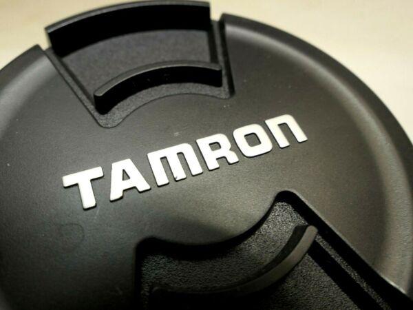 IndéPendant Tamron 72mm Lentille Avant Bouchon Snap On Type Qualité Et Quantité AssuréE