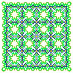 Tile-Mural-Barcelona-Replica-Design-B057-Kitchen-Wall-Backsplash-Marble-Ceramic