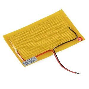 Heating Pad 5x10cm  Wearable electric heating pad Etextiles SparkFun COM11288 - London, United Kingdom - Heating Pad 5x10cm  Wearable electric heating pad Etextiles SparkFun COM11288 - London, United Kingdom