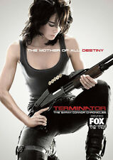 Terminator The Sarah Connor Chronicles Advert POSTER