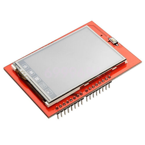"""New 2.4/"""" TFT Touch Screen Display with SD Card Socket for Arduino UNO R3  Mega"""