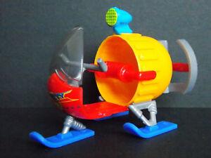 Jouet kinder Capsule Air Bobs Turbo Jet 611044 Allemagne 2002 +BPZ SqhblJ9t-09152700-899032966