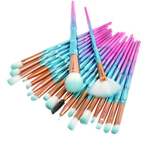 20PC-Pro-Mermaid-Glitter-Makeup-Brushes-Set-Powder-Foundation-Cosmetic-Brush-Kit