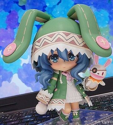 Nendoroid Date A Live Yoshino No. 395 Mini PVC Action Box Figure Anime Toys Gift