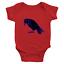 Infant-Baby-Rib-Bodysuit-Jumpsuit-Romper-Clothes-Beautiful-Black-Crow-Raven-Bird thumbnail 19