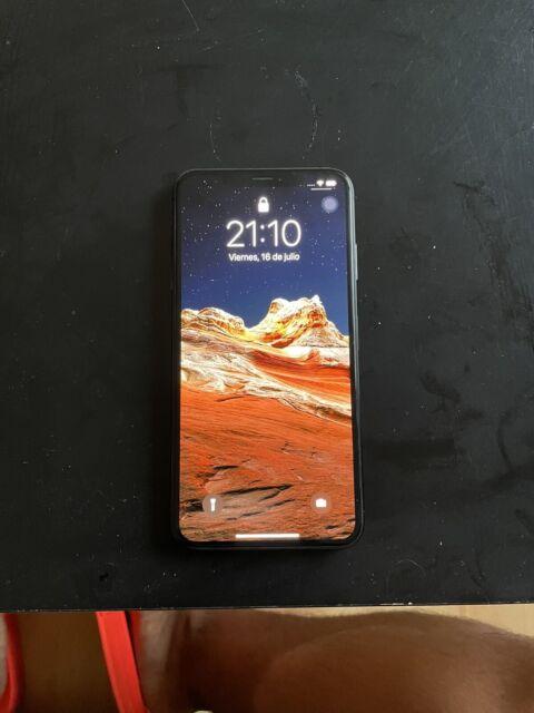 Apple iPhone XS Max - 64GB - Gris Espacial (Libre) (Dual SIM)