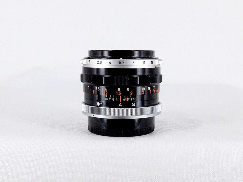 MF Prime, Canon, Canon Lens FL 50mm F:1.8