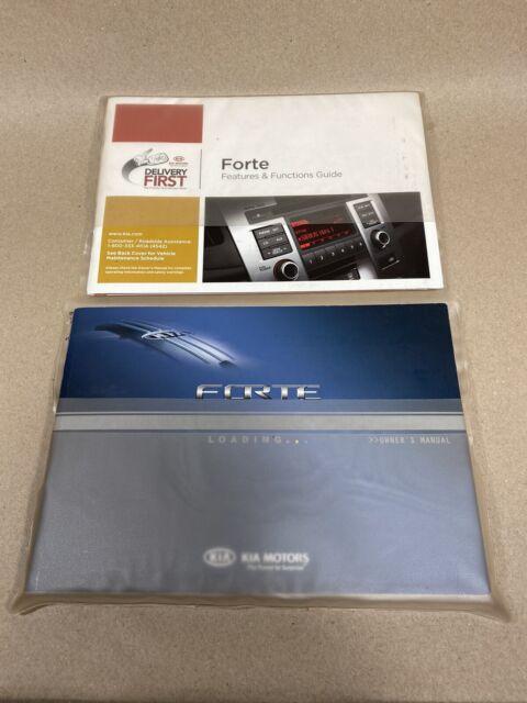 2020 Kia Forte Ex Owners Manual Manual Guide