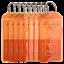 Shacke-Cruise-Tags-Luggage-Etag-Holders-Zip-Seal-amp-Steel-Loops-Thick-PVC thumbnail 5