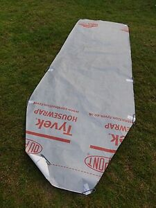 Image is loading Full-Tyvek-footprint-to-fit-Terra-Nova-Voyager- & Full Tyvek footprint to fit Terra Nova Voyager tent including ...