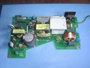 BENQ-MP771-DLP-PROJECTOR-POWER-SUPPLY-BOARD-4H-06W40-A03-TESTED-OK-REF-QB1