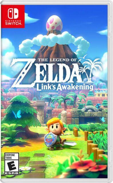 Nintendo The Legend of Zelda Link's Awakening (Nintendo Switch)