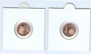 France 1 Cent Pp / Proof (Choisissez Entre Les Millésimes : 1999-2006)
