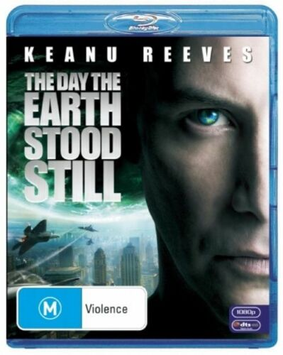 1 of 1 - The Day The Earth Stood Still (Blu-ray, 2009)