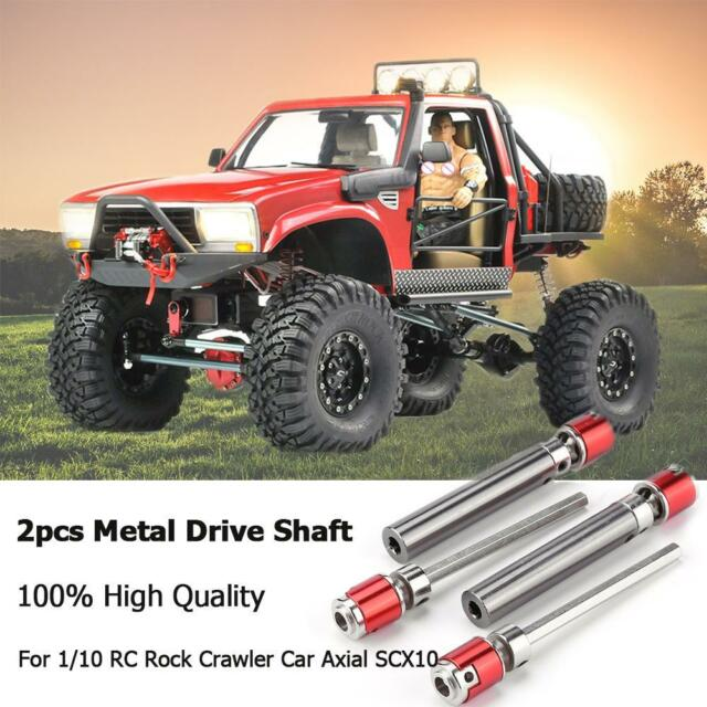 Aluminum Center Link Mount Set w// Hareware For Axial SCX10 1//10 RC Rock Crawler