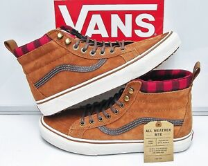 fb7dea94021 Vans SK8-HI (MTE) Glazed Ginger VN-000XH4DX3 Men s Size 8.5