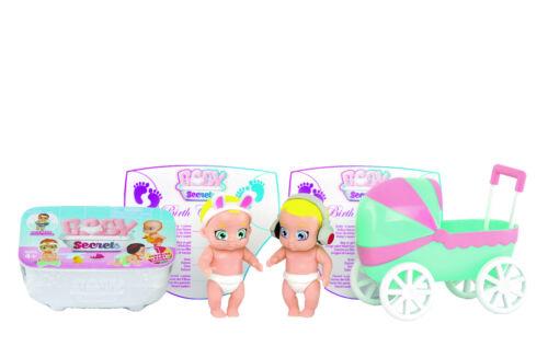 Zapf Creation Baby Secrets Serie 1 Spielzeug #brandtoys