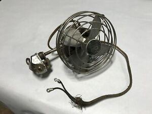MOPAR-6-VOLT-STEERING-COLUMN-FAN-PLYMOUTH-DODGE-DESOTO-CHRYSLER-1948-1938-1950