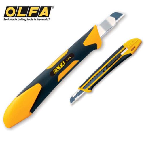 OLFA XA-1 Standard Duty grip is made of glass fiber-reinforced Polypropylene