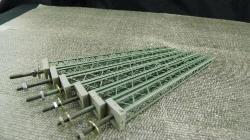 Sommerfeldt H0 Gittermast 14cm  6 St gebraucht EW170